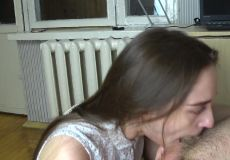 I Love To Swallow His Cock Every Day – SladkiSlivki