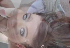 Misha Cross Beautiful Eye Contact