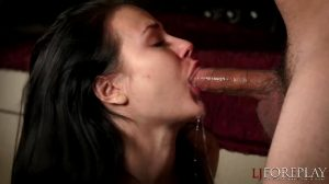 COMPLETE ORAL MASTERY – Sloppy Blowjob To Completion In 60 Sec.