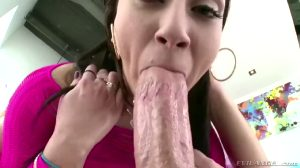 Sloppy Blowjob And Fart Fuck