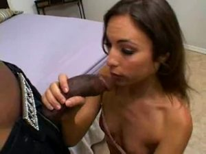Technically She Does Gag And Spit..
