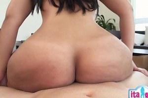 Big boobs public blowjob